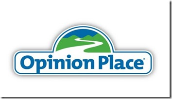 Opinion Place Review Logo