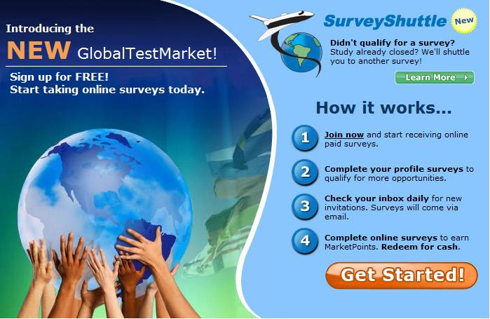 Global test market review read this before you join up