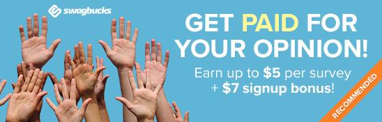 Swagbucks Offer 7 Dollar Sign Up Bonus