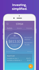 stash app investing simplified